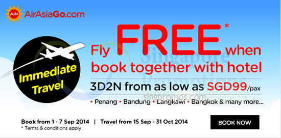 Langkawi Air Asia Travel Packages