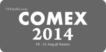COMEX 2014 Logo