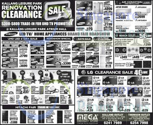 Featured image for Mega Discount Store TVs, Appliances & Air Conditioner Offers 16 Aug 2014