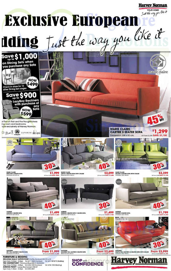 Featured image for Harvey Norman Digital Cameras, Furniture & Appliances Offers 30 Aug - 5 Sep 2014