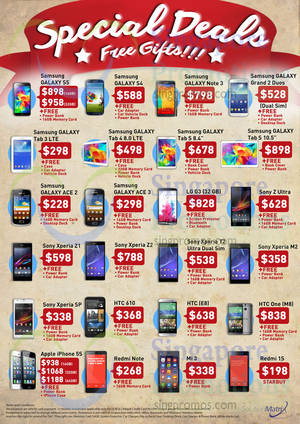 Featured image for Solution Matrix Mobile Phones Offers 15 Aug 2014