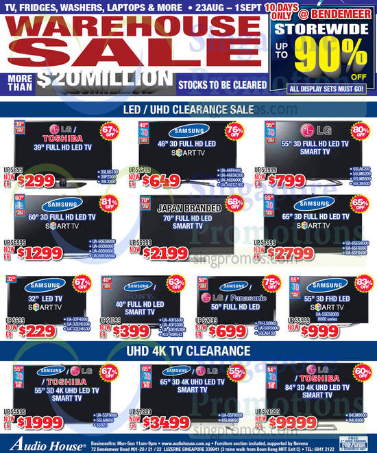 Samsung UA-55ES8000 TV