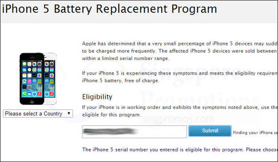 iphone 5 replacement program apple iphone 5 battery replacement programme 30 aug 2014 14568