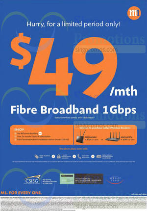 Featured image for M1 Smartphones, Tablets & Home/Mobile Broadband Offers 13 – 19 Sep 2014