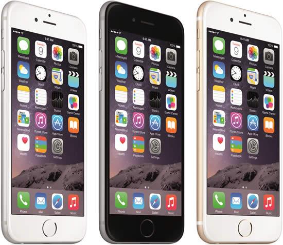 Apple iPhone 6 n iPhone 6 Plus (2)