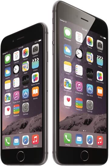 Apple iPhone 6 n iPhone 6 Plus