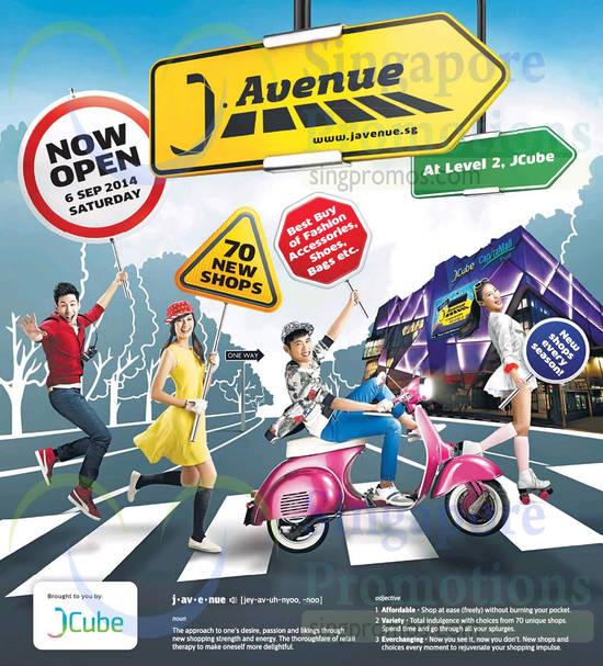 J.Avenue Highlights