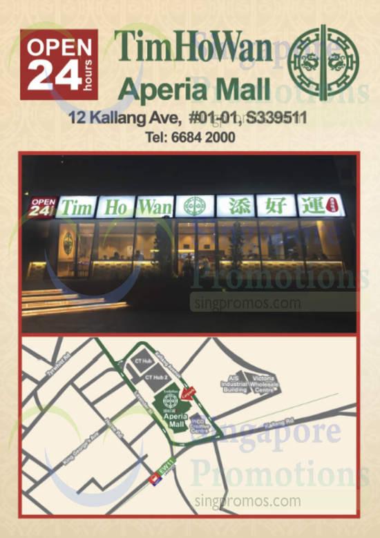 21 Oct Aperia Mall Location Map