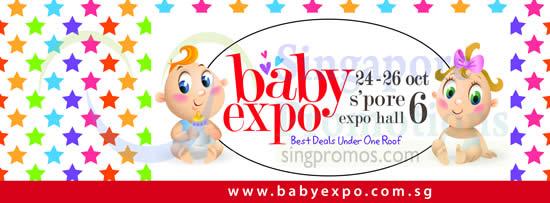 Baby Expo 11 Oct 2014