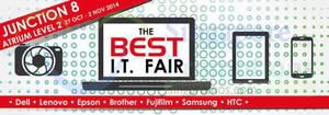 Featured image for Best Denki IT Fair @ Junction 8 27 Oct – 2 Nov 2014