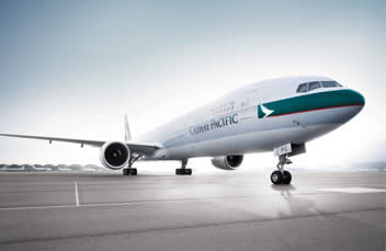Cathay Pacific 3 Oct 2014
