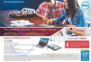 Featured image for Dell Inspiron 13 7000 Series 2-in-1 Features & Price 1 Oct 2014