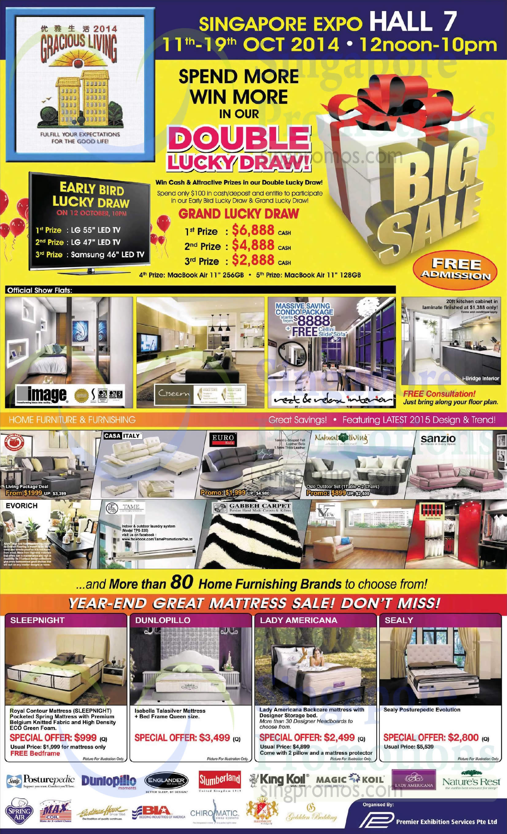Gracious Living 11 Oct 2014 Gracious Living Furnishing
