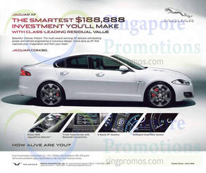 Featured image for Jaguar XF Features & Price 11 Oct 2014