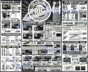Featured image for Mega Discount Store TVs, Appliances & Air Conditioner Offers 4 Oct 2014