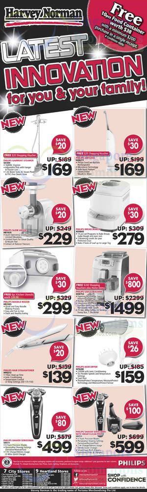 Featured image for Harvey Norman Digital Cameras, Furniture & Appliances Offers 18 – 19 Oct 2014