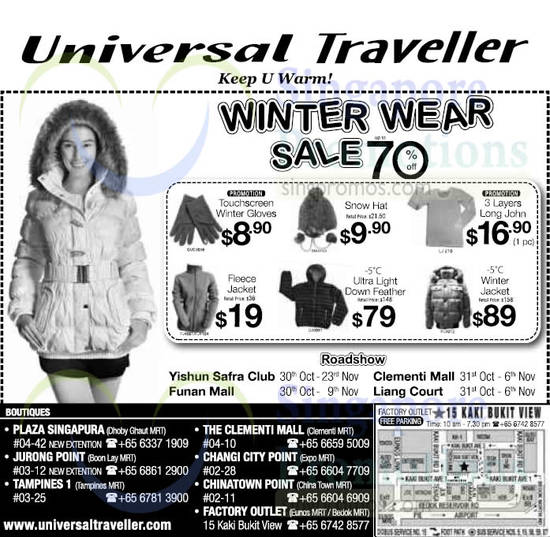 Universal Traveller 30 Oct 2014