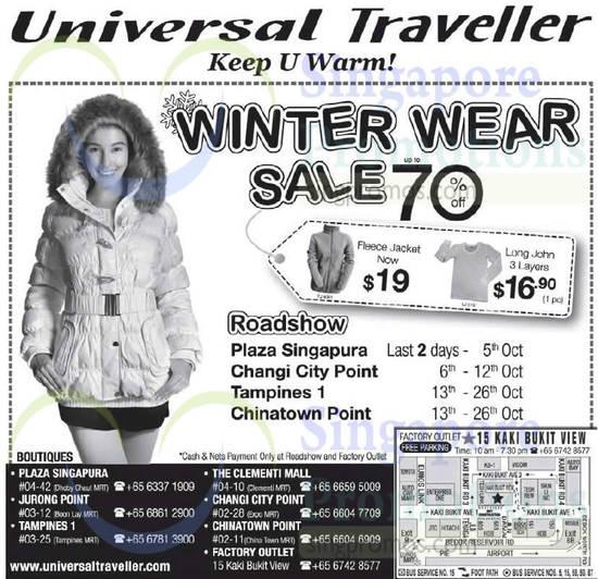 Universal Traveller 4 Oct 2014