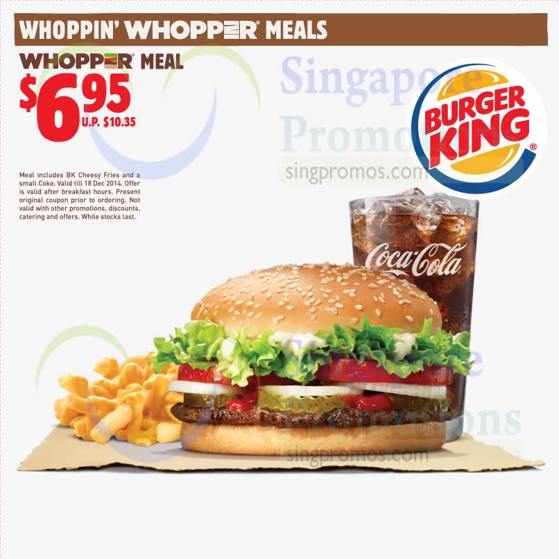 Burger king coupons 2019 whopper