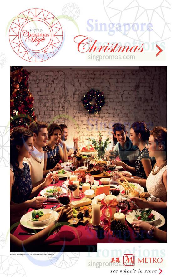 Christmas Magic, Ladies Fashion Clothing, Men Fashion Clothing