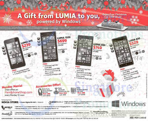 Featured image for Nokia No Contract Smartphones & Headsets Offers 22 Nov 2014