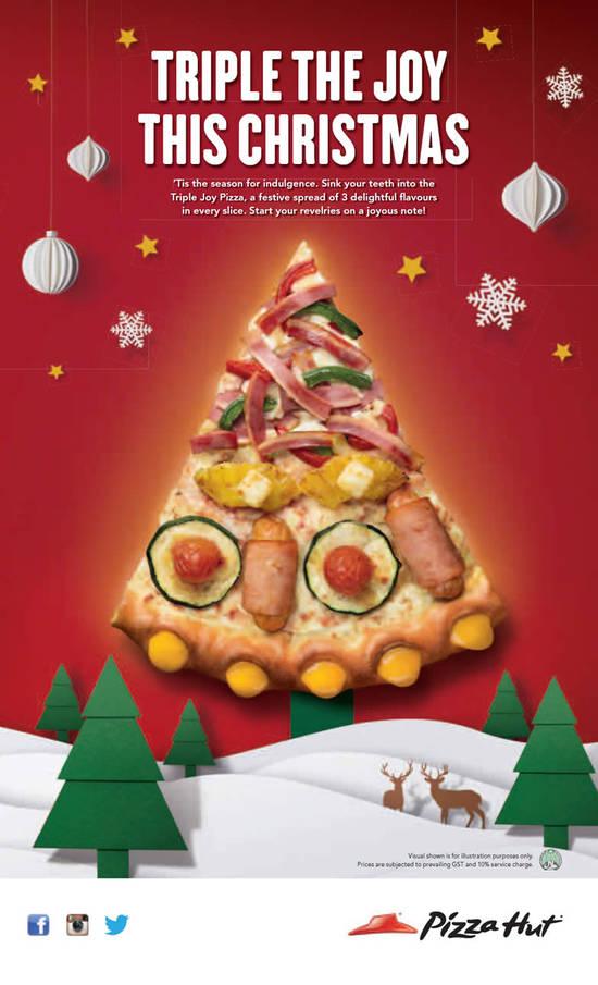 Triple The Joy This Christmas