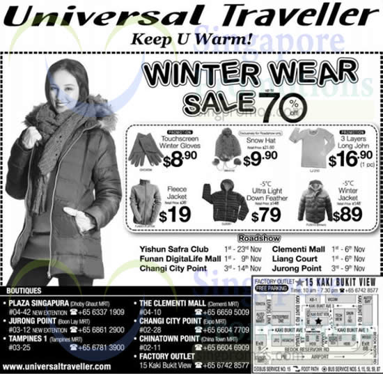 Universal Traveller 1 Nov 2014