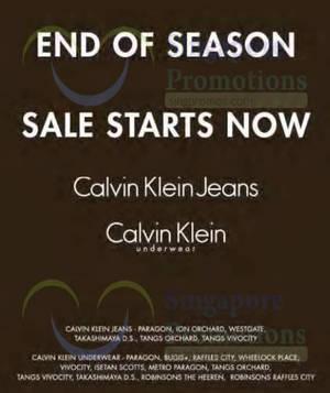 dc5c67dc7a4 Calvin Klein Jeans   Underwear End of Season Sale 12 Dec 2014