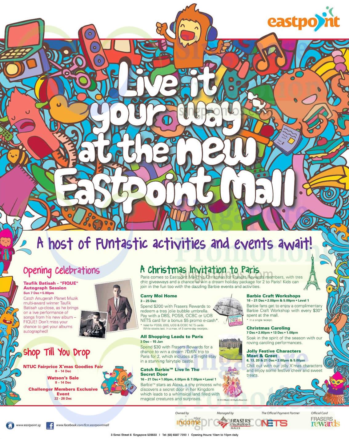 Eastpoint 5 Dec 2014