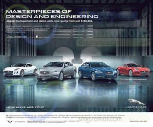 Featured image for Jaguar XF & XJ Series Management & Demo Unit Offers 27 Dec 2014