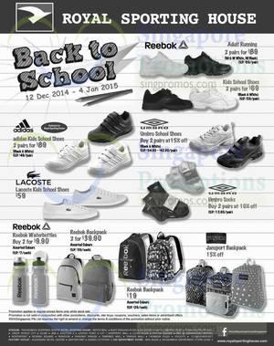 reebok white school shoes Online