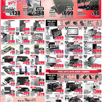Courts Year End Sale Offers 20 22 Dec 2014