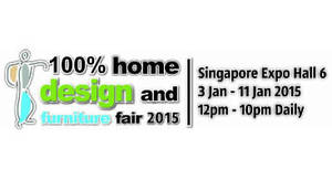 100 Home Design Furniture Fair Singapore Expo 3 11 Jan 2015 UPDATED