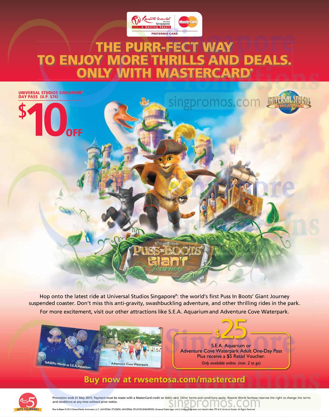 24 Apr 10 Dollar Off Universal Studios Day Pass 25 Dollar