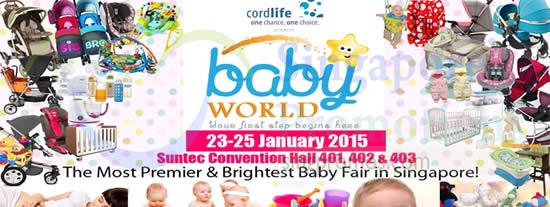 Baby World 18 Jan 2015
