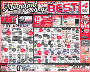Featured image for Best Denki TV, Appliances & Other Electronics Offers 23 – 26 Jan 2015