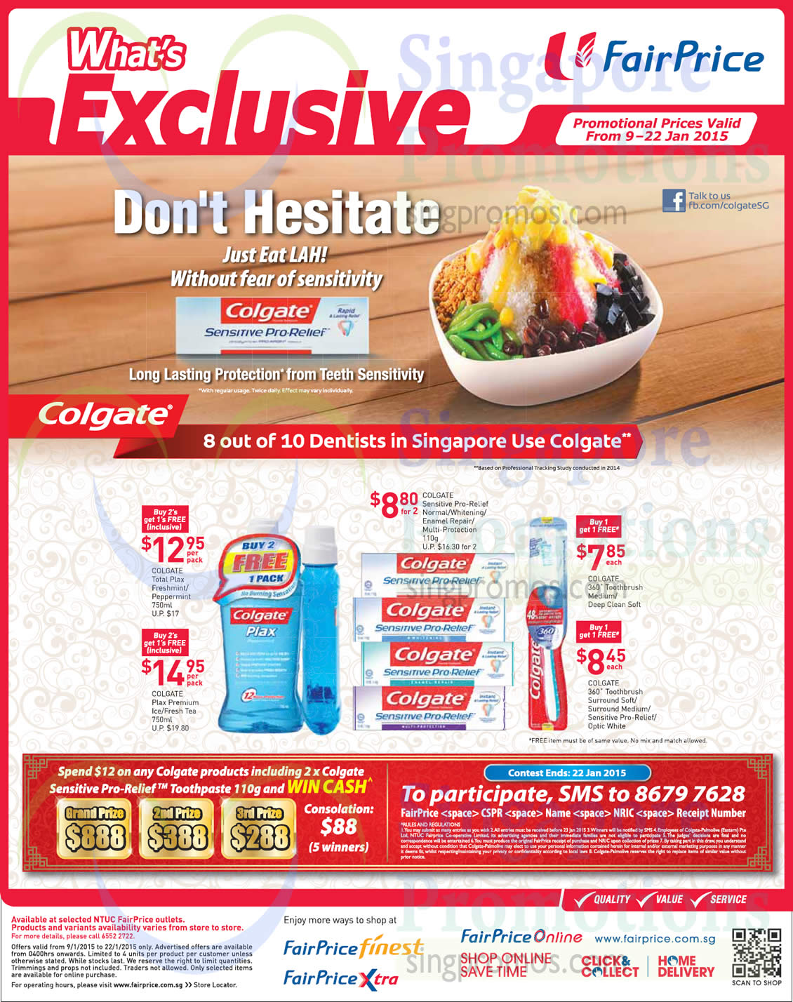 Colgate Coupons. 2. You can get Colgate toothpaste for free at Walgreens, Rite Aid and CVS by combining $1 off coupons with frequent in-store promotions. Mouthwash coupons can be as high as $2 off so look for the BOGO free deals for this item.