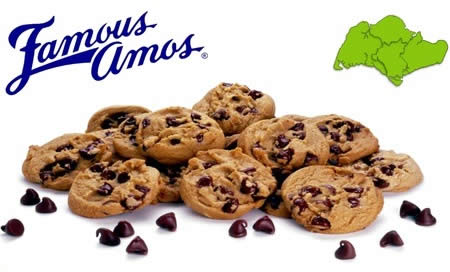 Famous Amos 14 Jan 2015