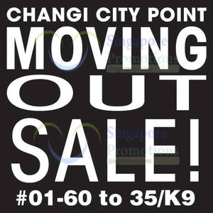 Featured image for Gain City Moving Out SALE @ Changi City Point 15 Jan 2015