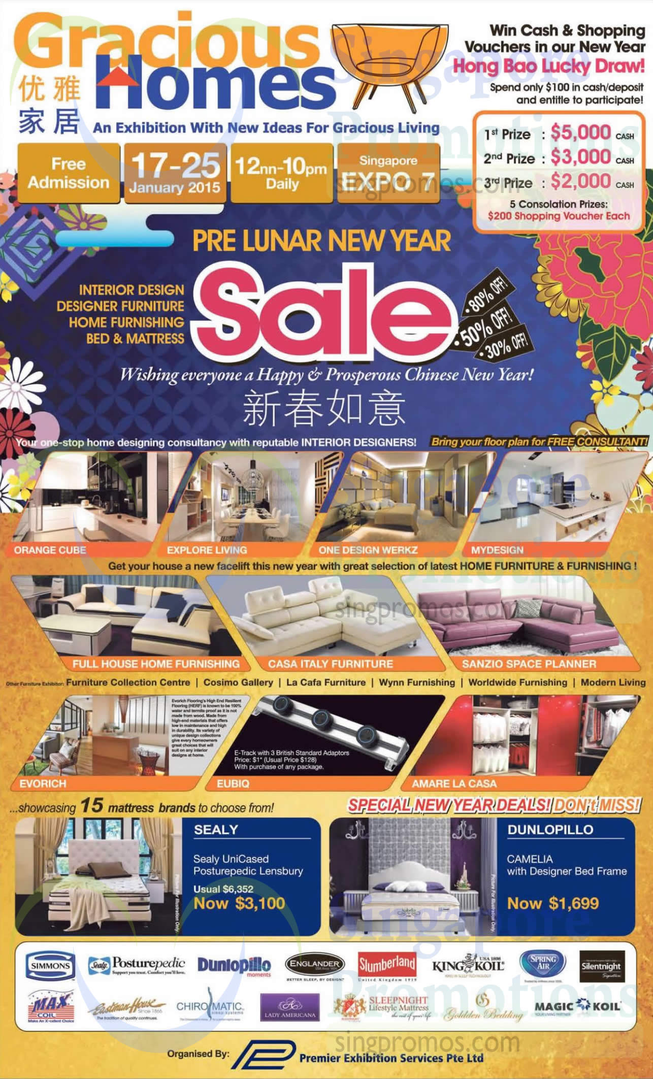 Gracious Homes 17 Jan 2015 Gracious Homes 2015