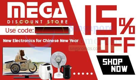 Mega Discount Store 22 Jan 2015
