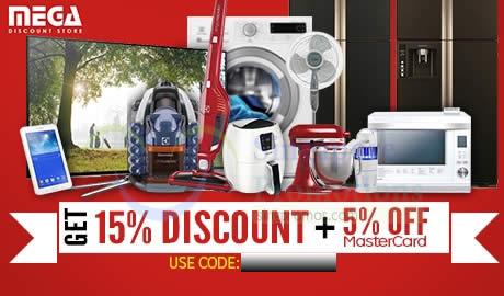 Mega Discount Store 6 Jan 2015