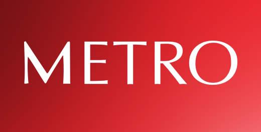 Metro Logo 2 Jan 2015