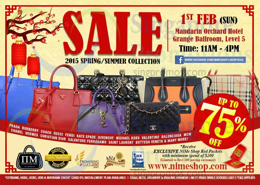 Nimeshop 26 Jan 2015