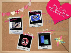 Featured image for Sony Mobile Valentine's Day Gift Guide 22 Jan 2015