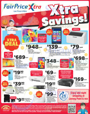 Featured image for NTUC Fairprice Catalogue Super Saver, Cookware, IT Accessories & Other Offers 29 Jan – 11 Feb 2015