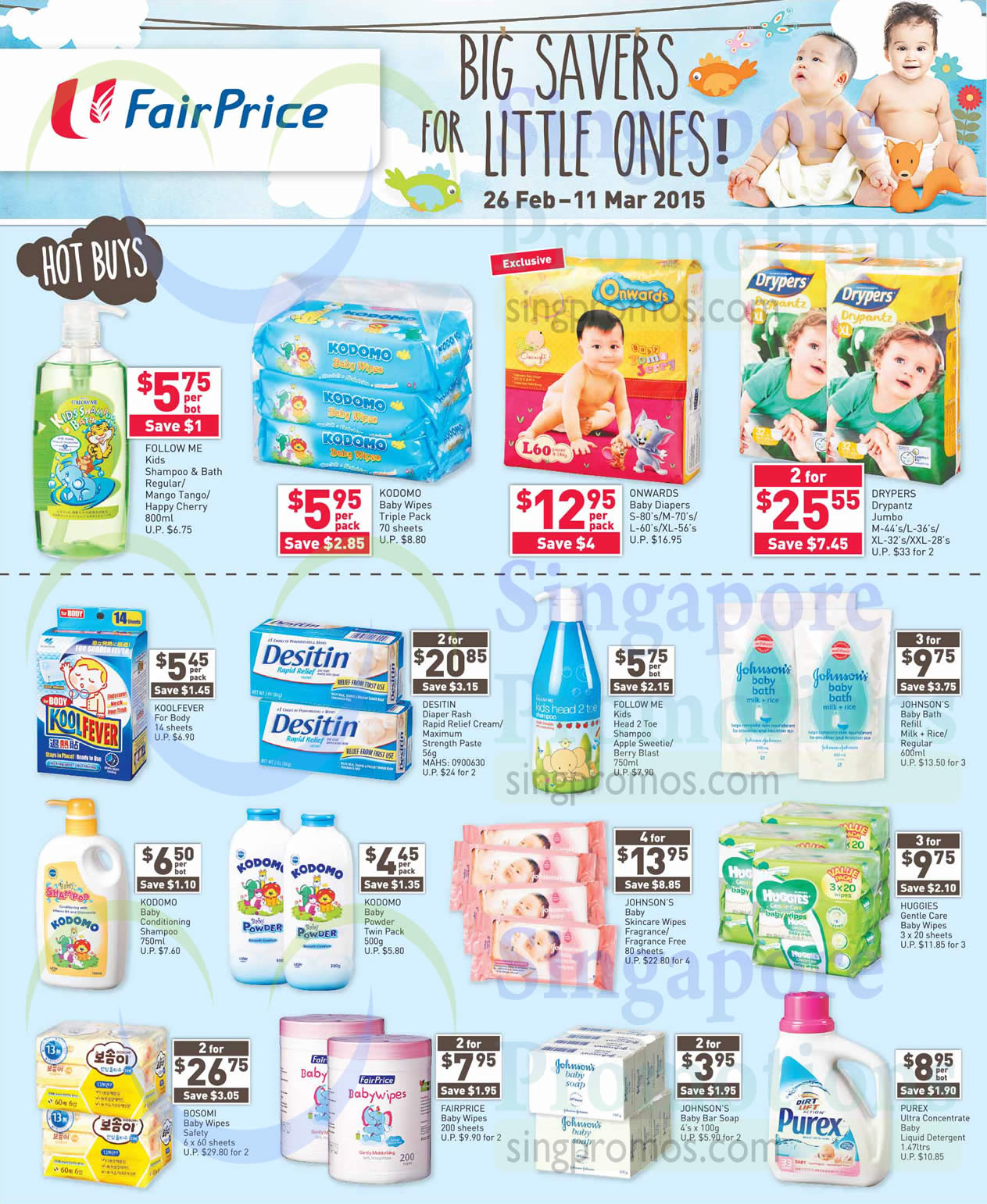 Baby Savers Diapers, Baby Bath Needs, Diaper Rash Creams, Baby Wipes ...