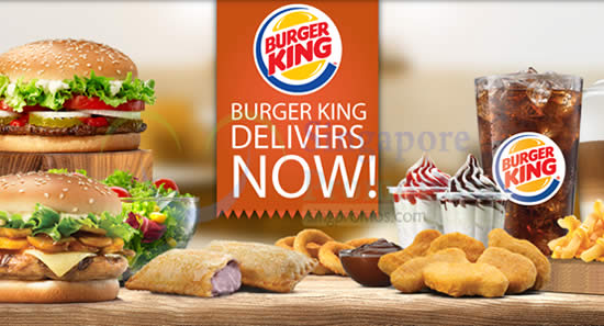 Burger King Home Delivery Service Now Available 11 Feb 2015