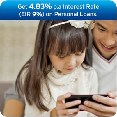 Citibank Personal Loans 4 Feb 2015