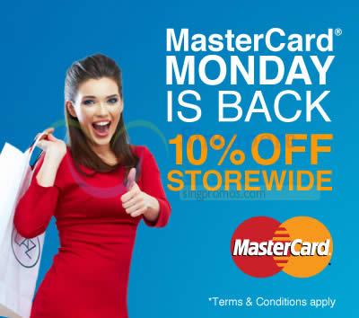 Lazada Mastercard 16 Feb 2015